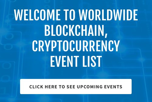 Top Blockchain Events